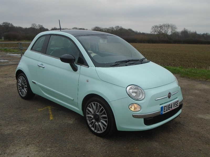 used Fiat 500 TwinAir Cult (s/s) 3dr in wickham-bishops-essex