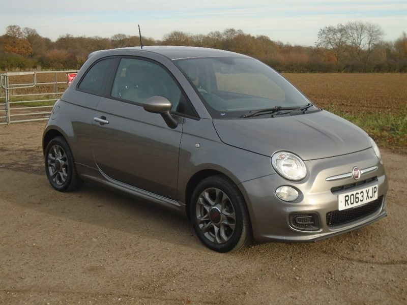 Car of the week - Fiat 500 TwinAir S 3dr (start/stop) - Only £5,350