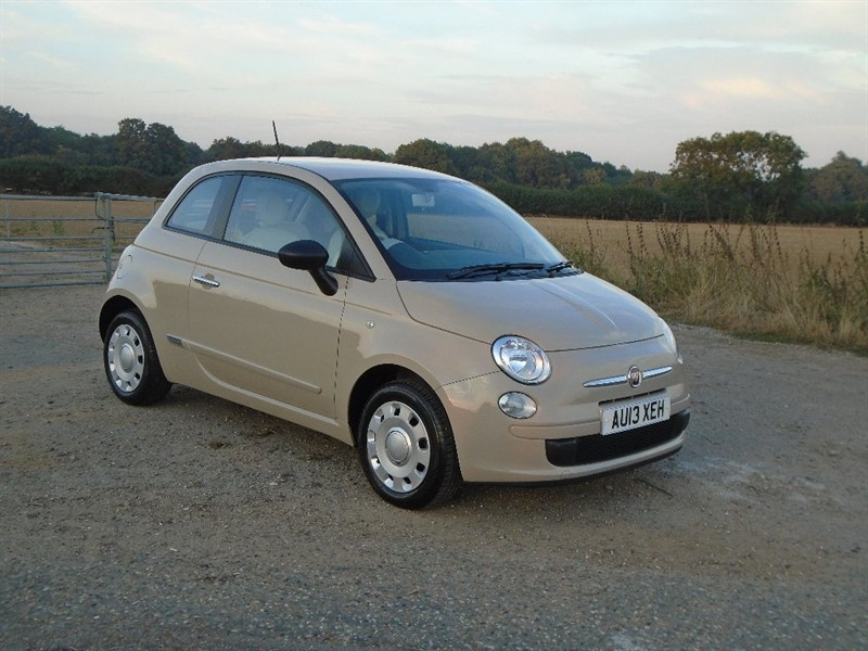 Car of the week - Fiat 500 1.2 Pop (s/s) 3dr - Only £3,950