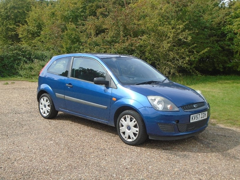 used Ford Fiesta Style 3dr in wickham-bishops-essex