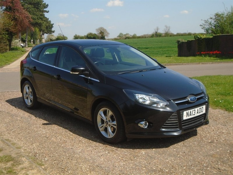Car of the week - Ford Focus TDCi Zetec 5dr - Only £4,950