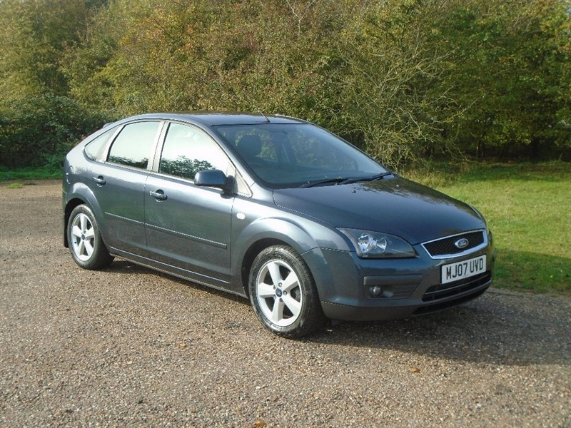 Car of the week - Ford Focus TDCi DPF Zetec Climate 5dr - Only £995