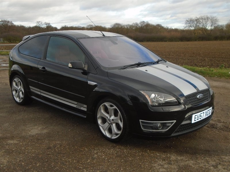 used Ford Focus 2.5 SIV ST-500 3dr in wickham-bishops-essex