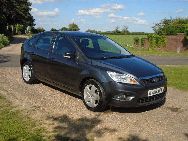 used Ford Focus Style 5dr in wickham-bishops-essex