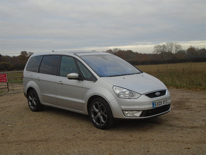 used Ford Galaxy TDCi Ghia 5dr in wickham-bishops-essex