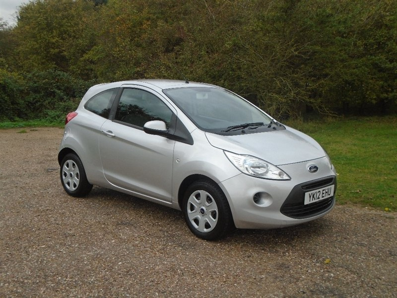 used Ford KA 1.2 Edge 3dr (start/stop) in wickham-bishops-essex