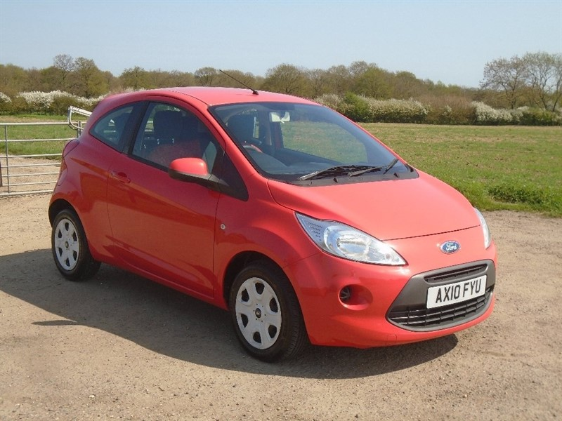 used Ford KA 1.2 Style + 3dr in wickham-bishops-essex