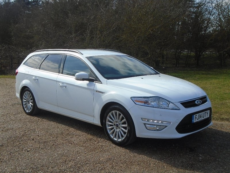used Ford Mondeo TD ECO Zetec Business (s/s) 5dr in wickham-bishops-essex