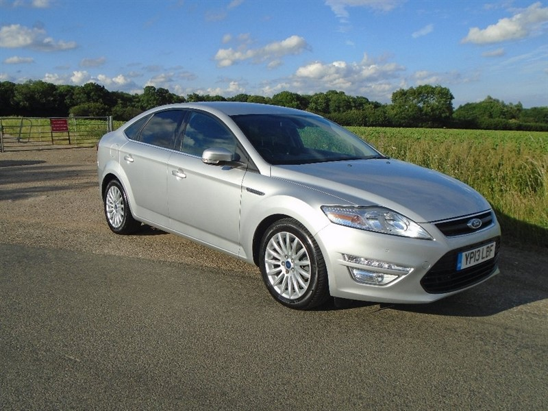 used Ford Mondeo TD ECO Zetec Business 5dr (start/stop) in wickham-bishops-essex