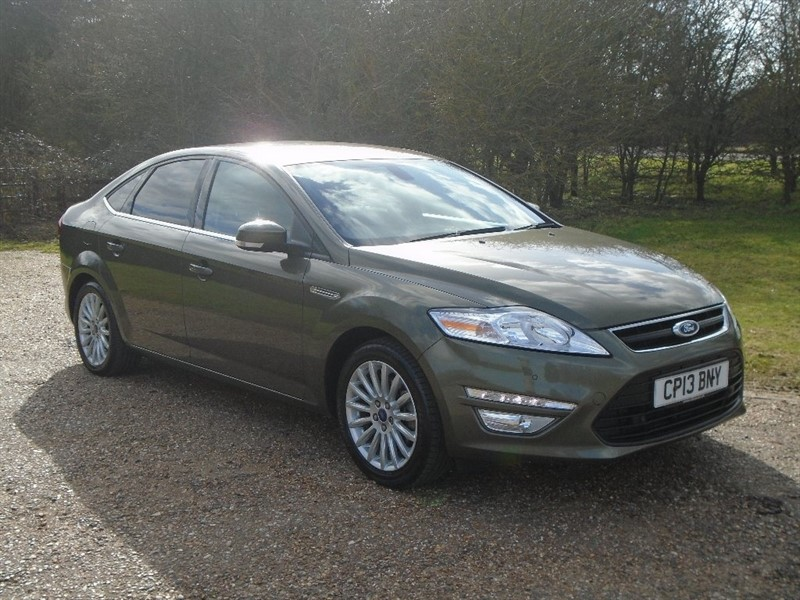 Car of the week - Ford Mondeo TDCi ECO Zetec Business 5dr - Only £6,450
