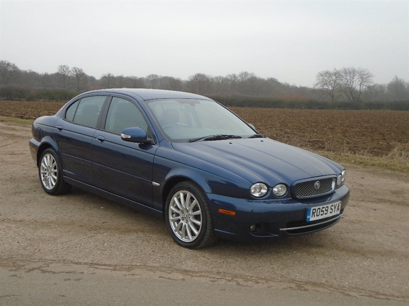 used Jaguar X-Type D S 4dr in wickham-bishops-essex