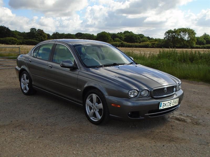 used Jaguar X-Type D SE 4dr in wickham-bishops-essex