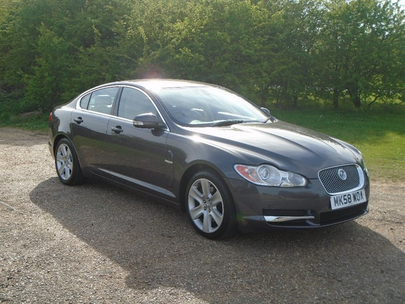 used Jaguar XF TD Premium Luxury 4dr in wickham-bishops-essex