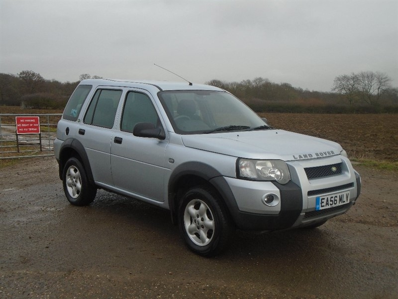 used Land Rover Freelander TD4 Adventurer Station Wagon 5dr in wickham-bishops-essex