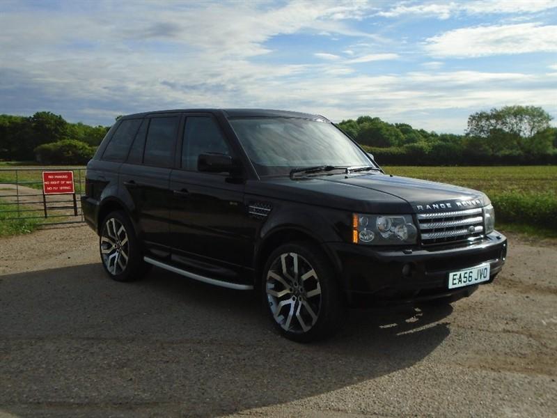 used Land Rover Range Rover Sport TD V6 HSE 5dr in wickham-bishops-essex