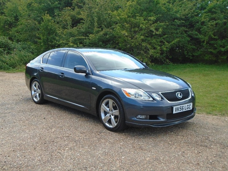 Car of the week - Lexus GS 300 LE CVT 4dr - Only £5,250