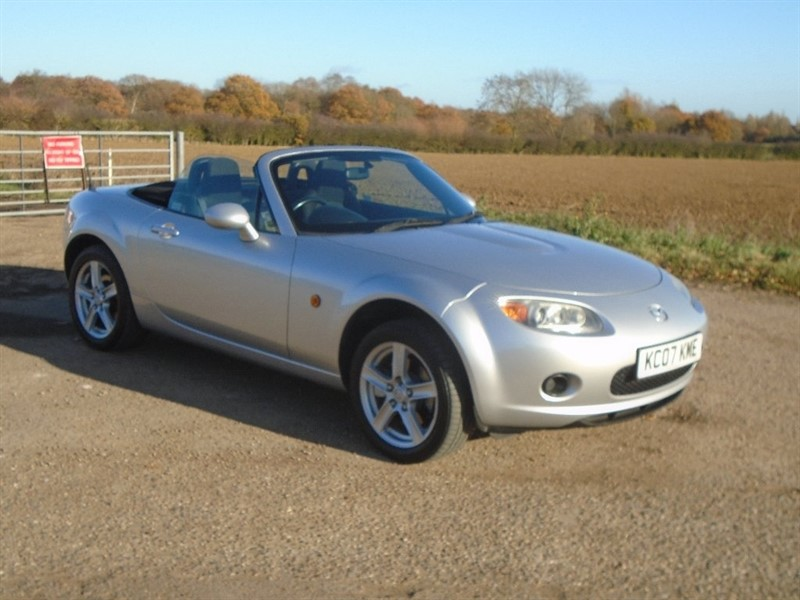 used Mazda MX-5 Option Pack 2dr in wickham-bishops-essex