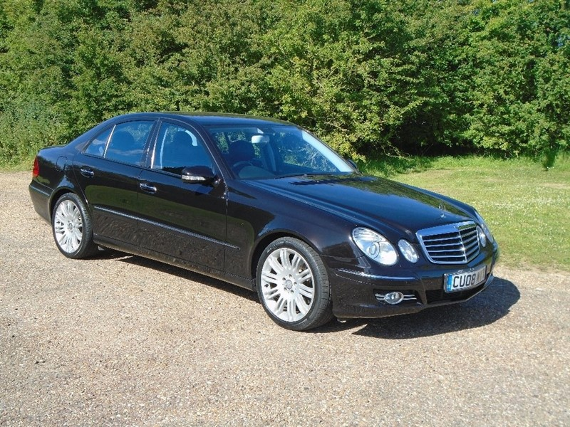 used Mercedes E280 E Class CDI Sport 7G-Tronic 4dr in wickham-bishops-essex