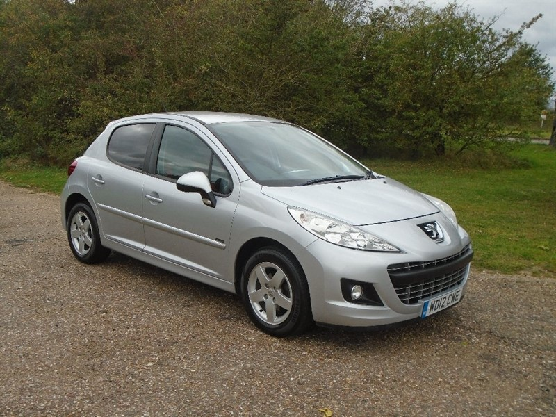 used Peugeot 207 Sportium 5dr in wickham-bishops-essex