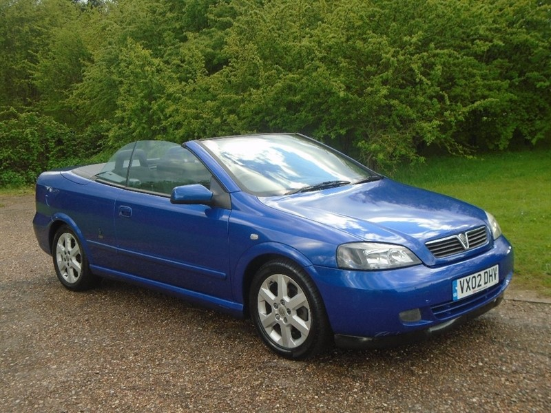 Car of the week - Vauxhall Astra i 16v 2dr - Only £995