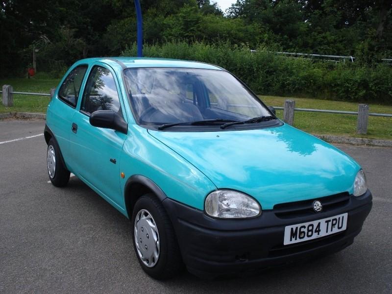 used Vauxhall Corsa Hi-Torq Merit 3dr in wickham-bishops-essex