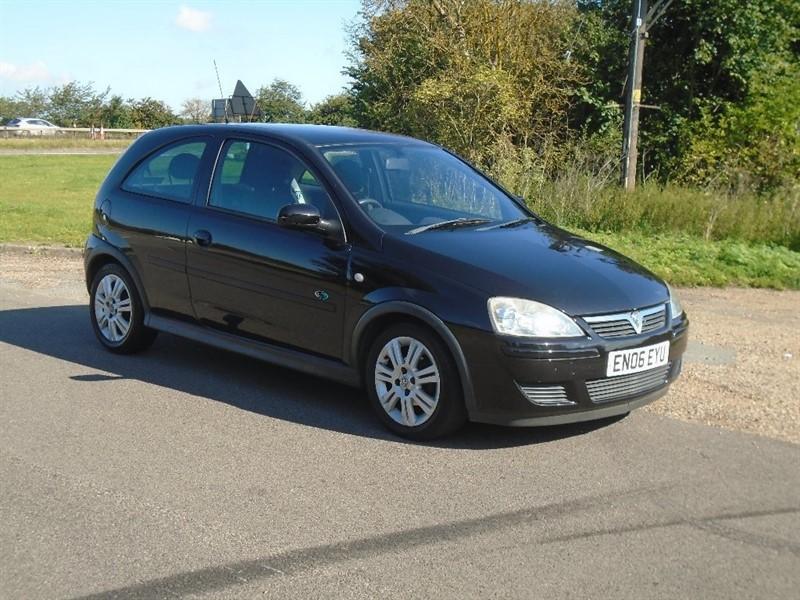 used Vauxhall Corsa 1.2 i 16v Active 3dr (a/c) in wickham-bishops-essex