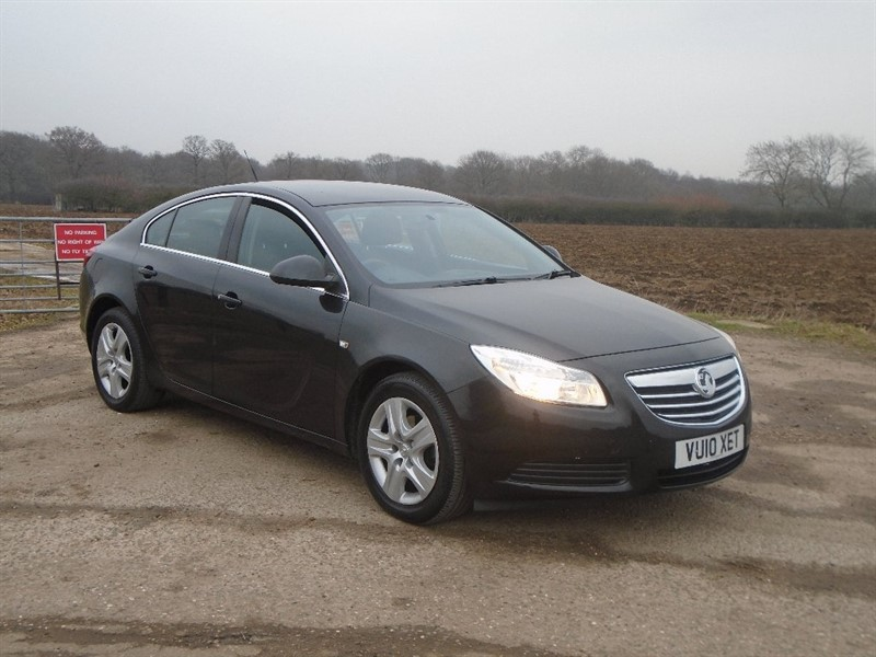 used Vauxhall Insignia CDTi 16v Exclusiv 5dr in wickham-bishops-essex