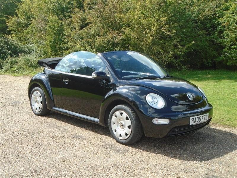 used VW Beetle S Cabriolet 2dr in wickham-bishops-essex