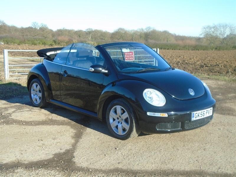 used VW Beetle Luna 2dr in wickham-bishops-essex
