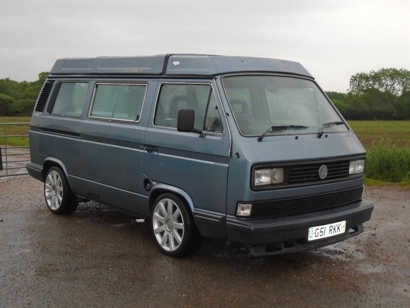 used VW Caravelle Conversion in wickham-bishops-essex
