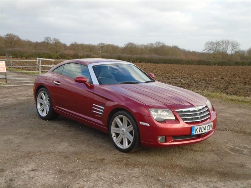 used Chrysler Crossfire V6 in wickham-bishops-essex