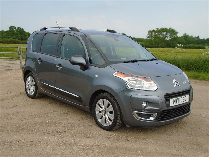 used Citroen C3 Picasso HDi 8v Exclusive 5dr in wickham-bishops-essex