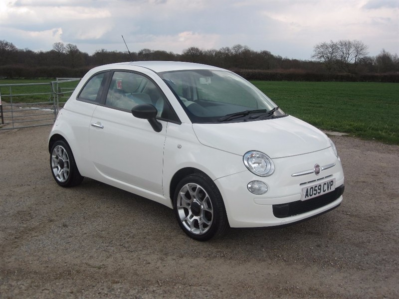 used Fiat 500 1.2 Pop 3dr in wickham-bishops-essex