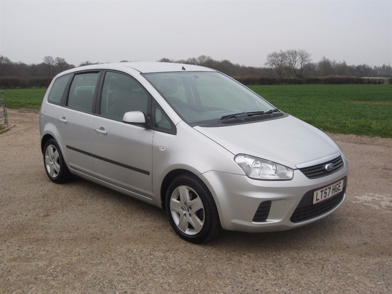 used Ford C-Max Style 5dr in wickham-bishops-essex