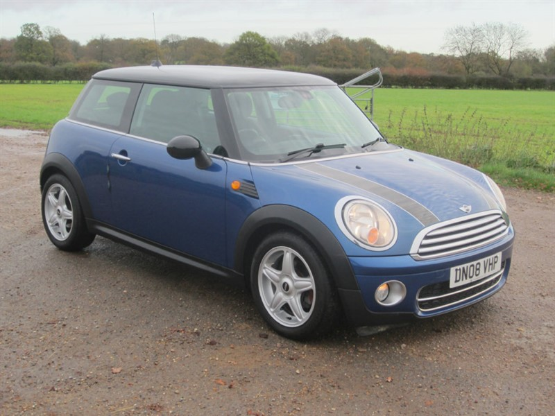used MINI Hatch D Cooper 3dr in wickham-bishops-essex