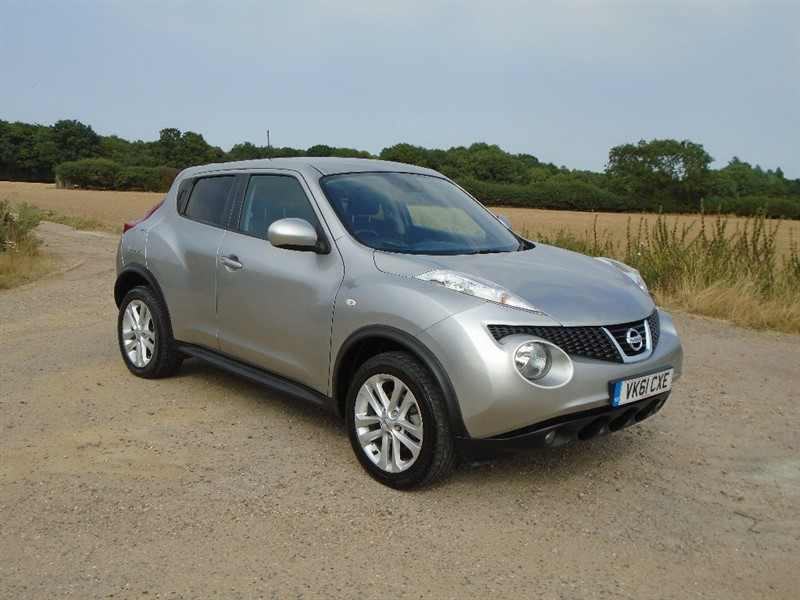 used Nissan Juke dCi Acenta Premium 5dr in wickham-bishops-essex