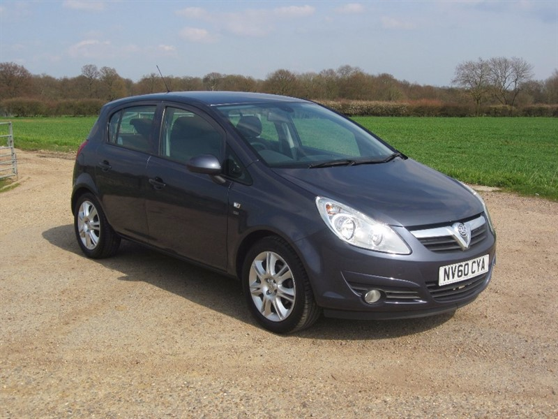 used Vauxhall Corsa i 16v SE 5dr (a/c) in wickham-bishops-essex