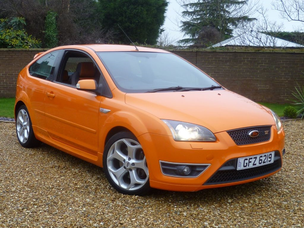 used orange ford focus for sale south yorkshire. Black Bedroom Furniture Sets. Home Design Ideas