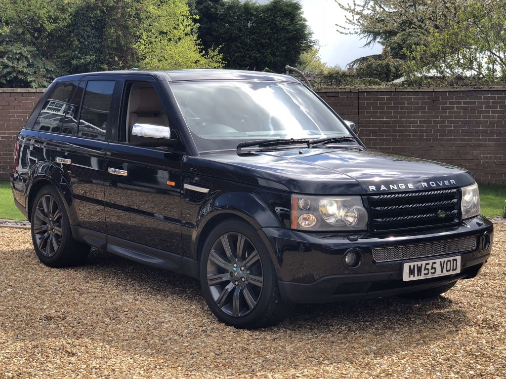 black sale rover estate sport range hse used overfinch for low miles diesel alloys land landrover inch in derbyshire
