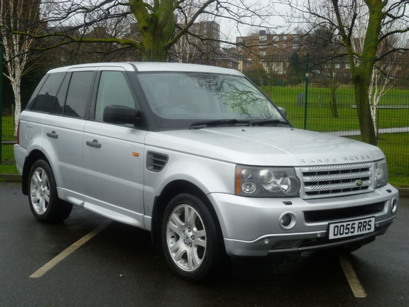 used Land Rover Range Rover Sport TDV6 HSE + SAT NAV + XENONS + HEATED LEATHER in south-yorkshire