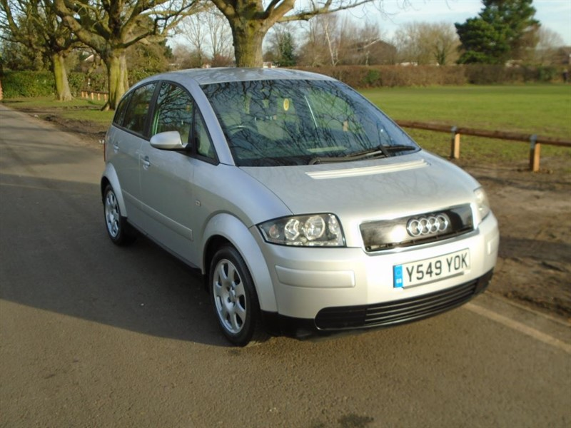 used Audi A2 TDI in witham-essex