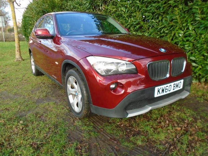 used BMW X1 SDRIVE20D SE in witham-essex