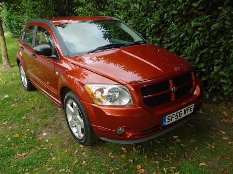 used Dodge Caliber SXT SPORT in witham-essex
