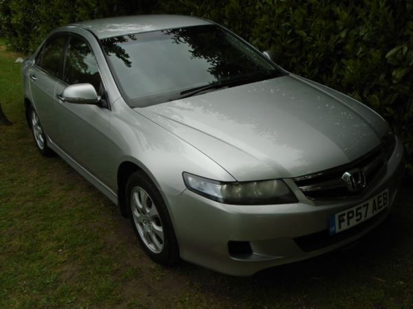 used Honda Accord I-CDTi SE in witham-essex