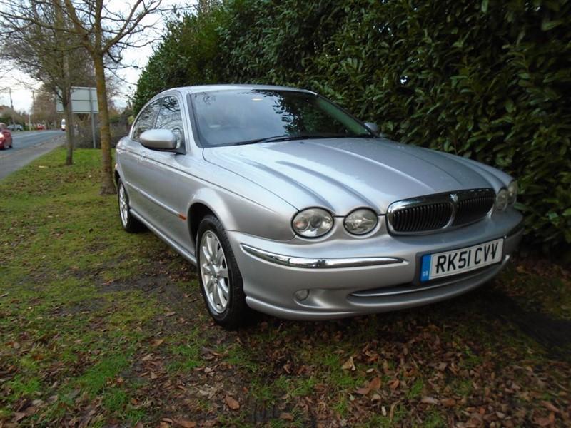 used Jaguar X-Type V6 in witham-essex