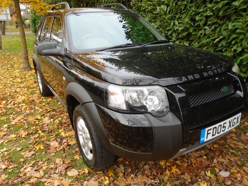Car of the week - Land Rover Freelander TD4 SE STATION WAGON - Only £2,495