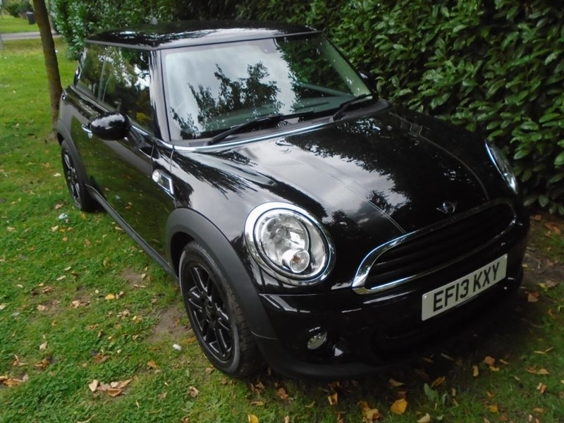 Car of the week - MINI Hatch ONE BAKER STREET - Only £6,995