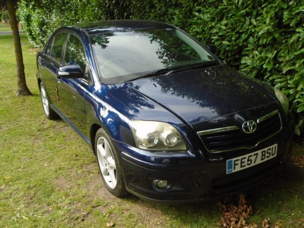 used Toyota Avensis T4 D-4d 5dr in witham-essex