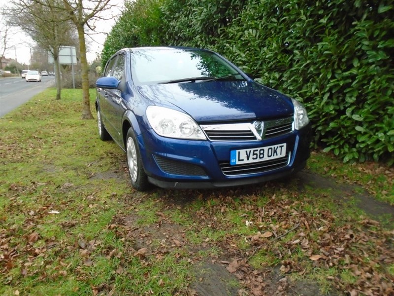 used Vauxhall Astra LIFE CDTI in witham-essex
