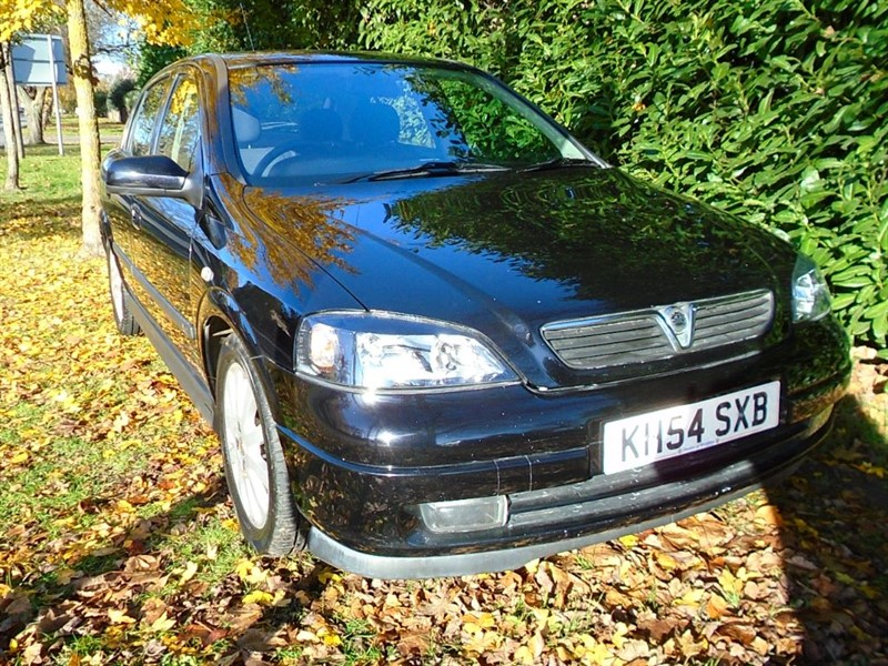used Vauxhall Astra SPORT 16V TWINPORT in witham-essex
